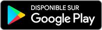 Bouton de téléchargement Google Playstore