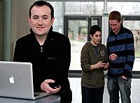 Yannick Le Duc, fondateur de Mobizel, prestataire d'applications mobiles
