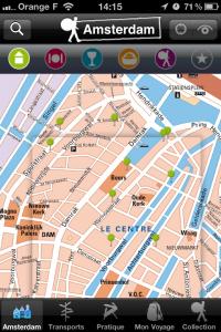 sreenshot application iPhone