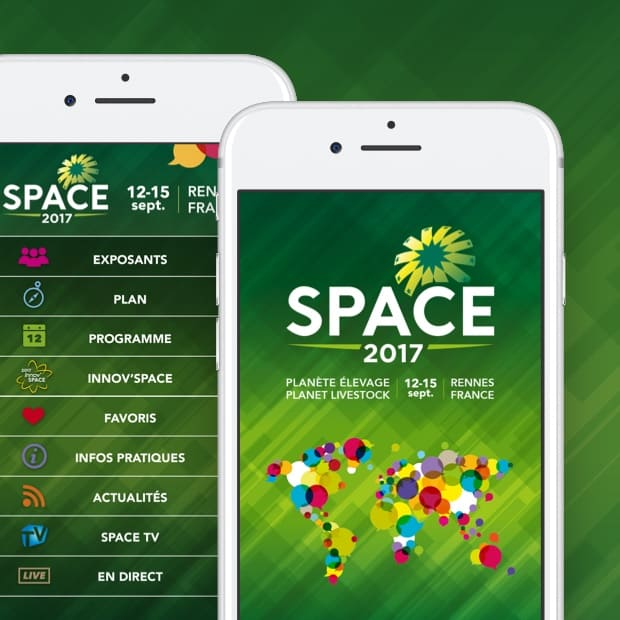 Application Space 2017