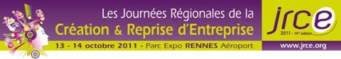 Journées Régionales de la Création et la reprise d'Entreprise