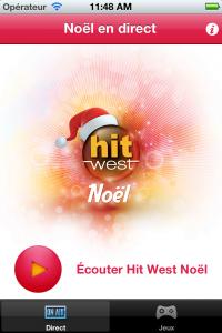 app Android Hit west noel