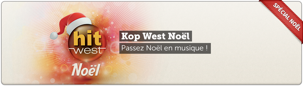 Kop West Noel banner