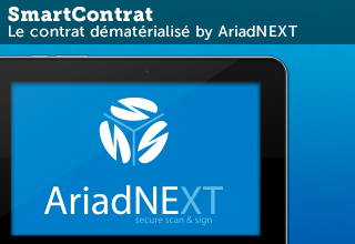 Application tablette SmartContrat