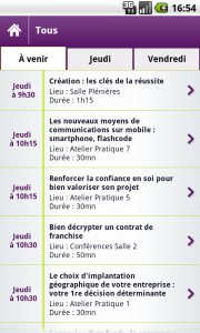 programme JRCE