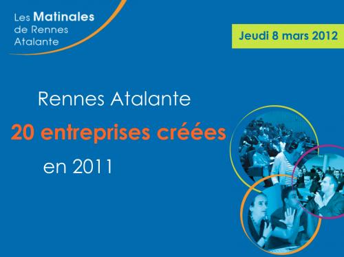 Matinales Rennes Atalante 2011