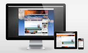 création site mobile responsive