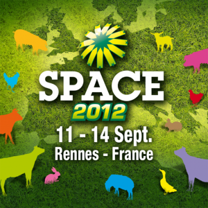 application iPhone et Android SPACE 2012