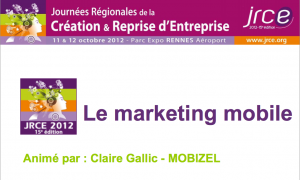 présentation marketing mobile
