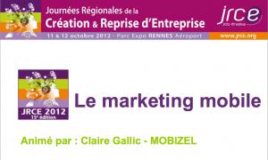 présentation marketing mobile