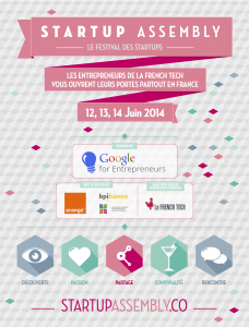 Affiche Startup Assembly