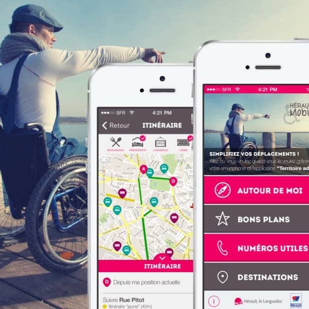Application Hérault Mobility