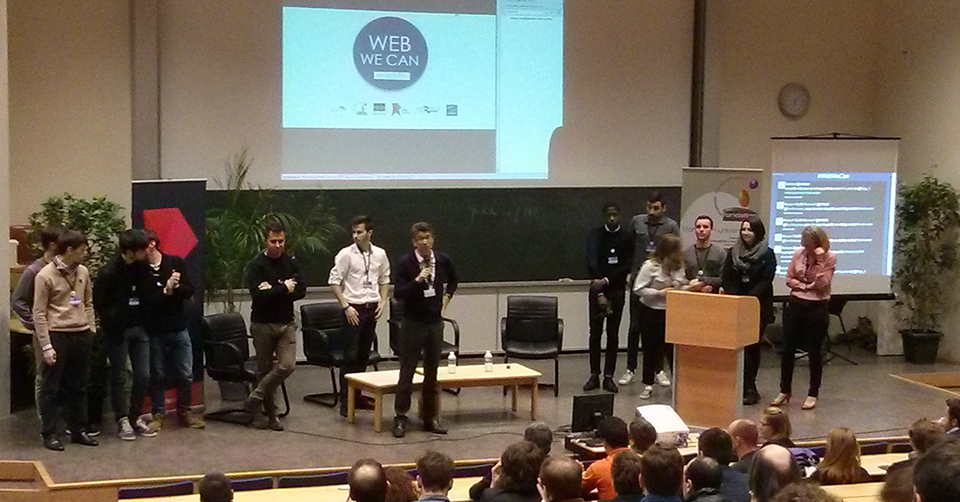 Web We Can by Ecotic