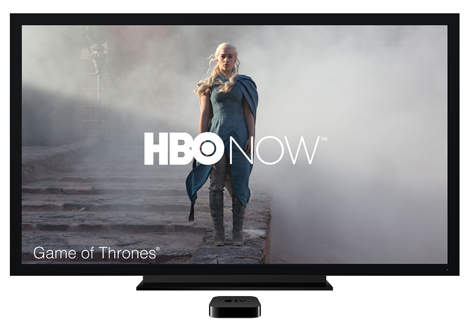 hbo now keynote apple