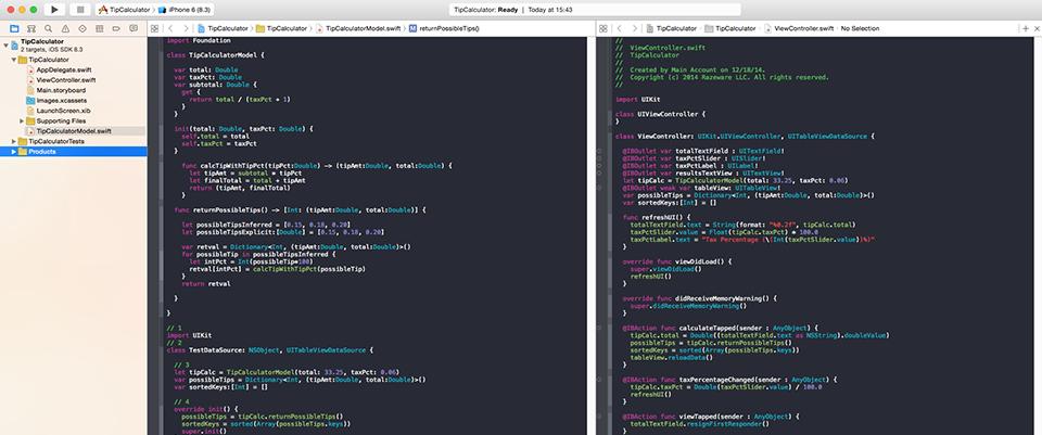 ide xcode