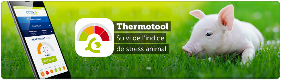 application thermotool