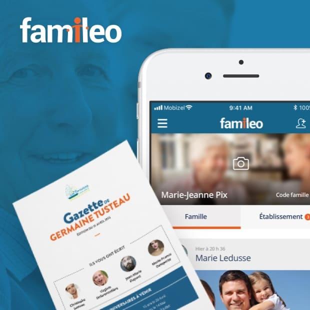 Application Famileo