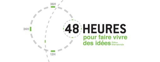 48h pour faire vivre des idées