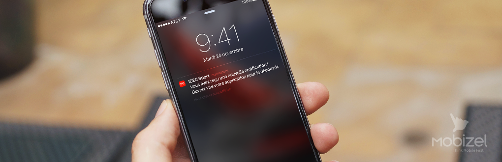 notification push