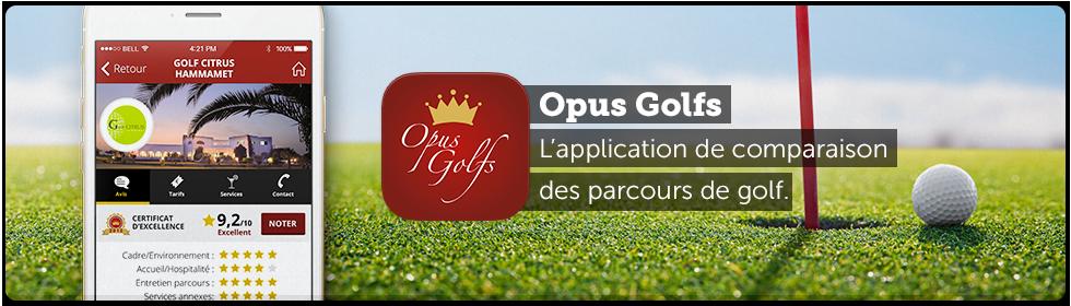 bannière OpusGolfs