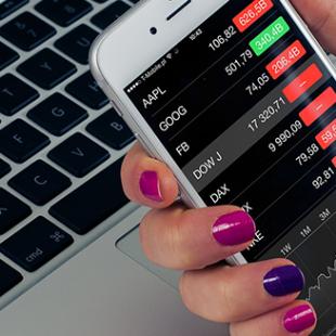 Appli Mobile Bourse
