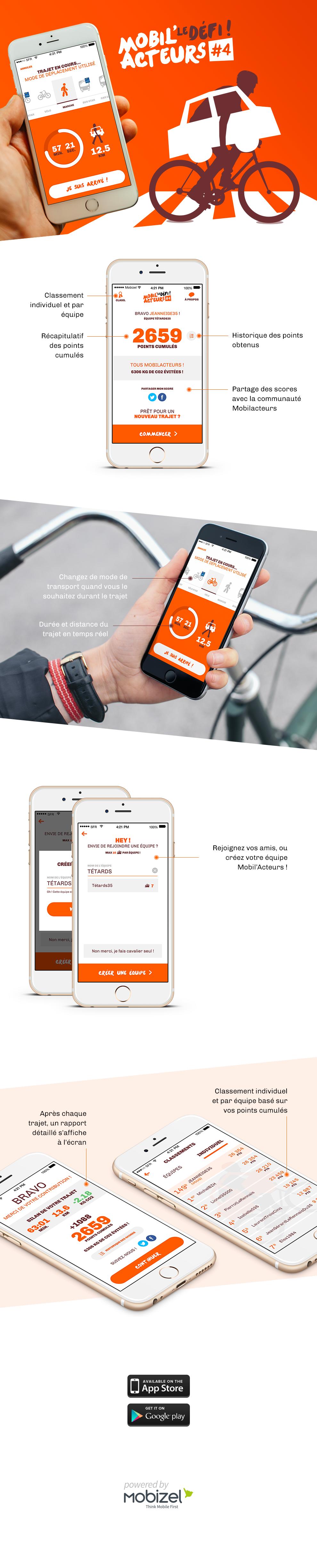 Application Mobil acteurs Rennes 2017