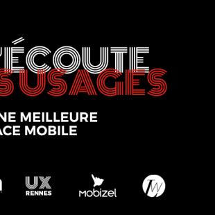 UX Rennes - à l'écoute des usages