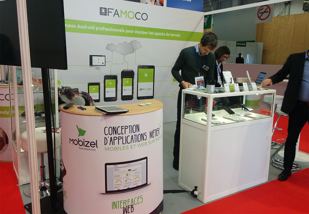Mobizel Famoco Mobility for Business