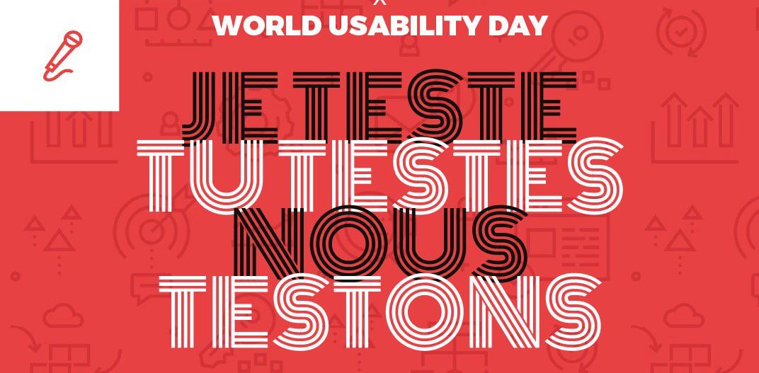 Journée de l'utilisabilité