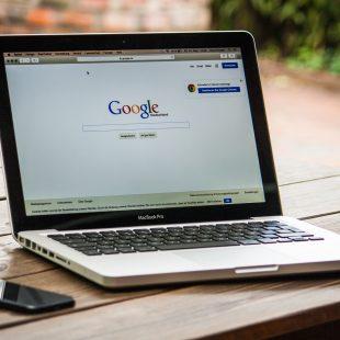 Mac recherche Google