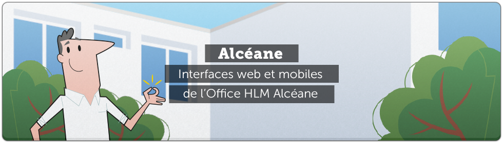 Alceane - Interfaces web et mobiles
