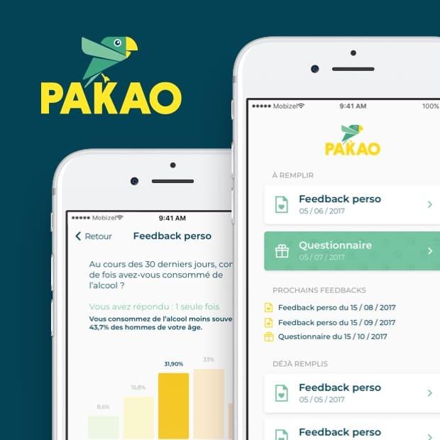 Application Pakao