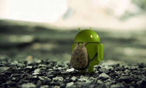 Android en route