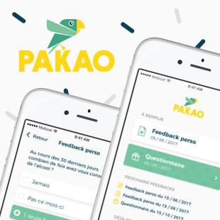 Appli Pakao - Etude Ifacap