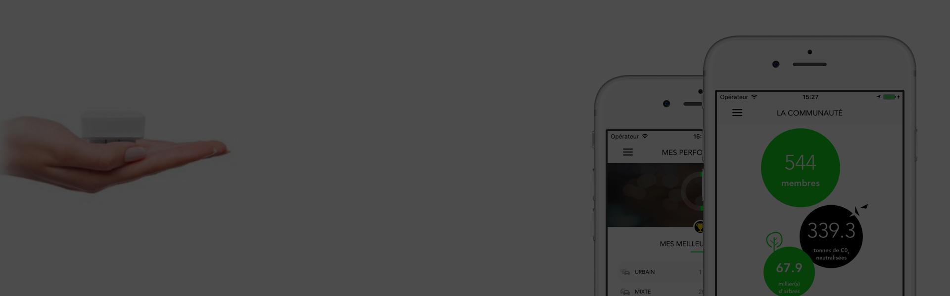 App WeNow - bannière