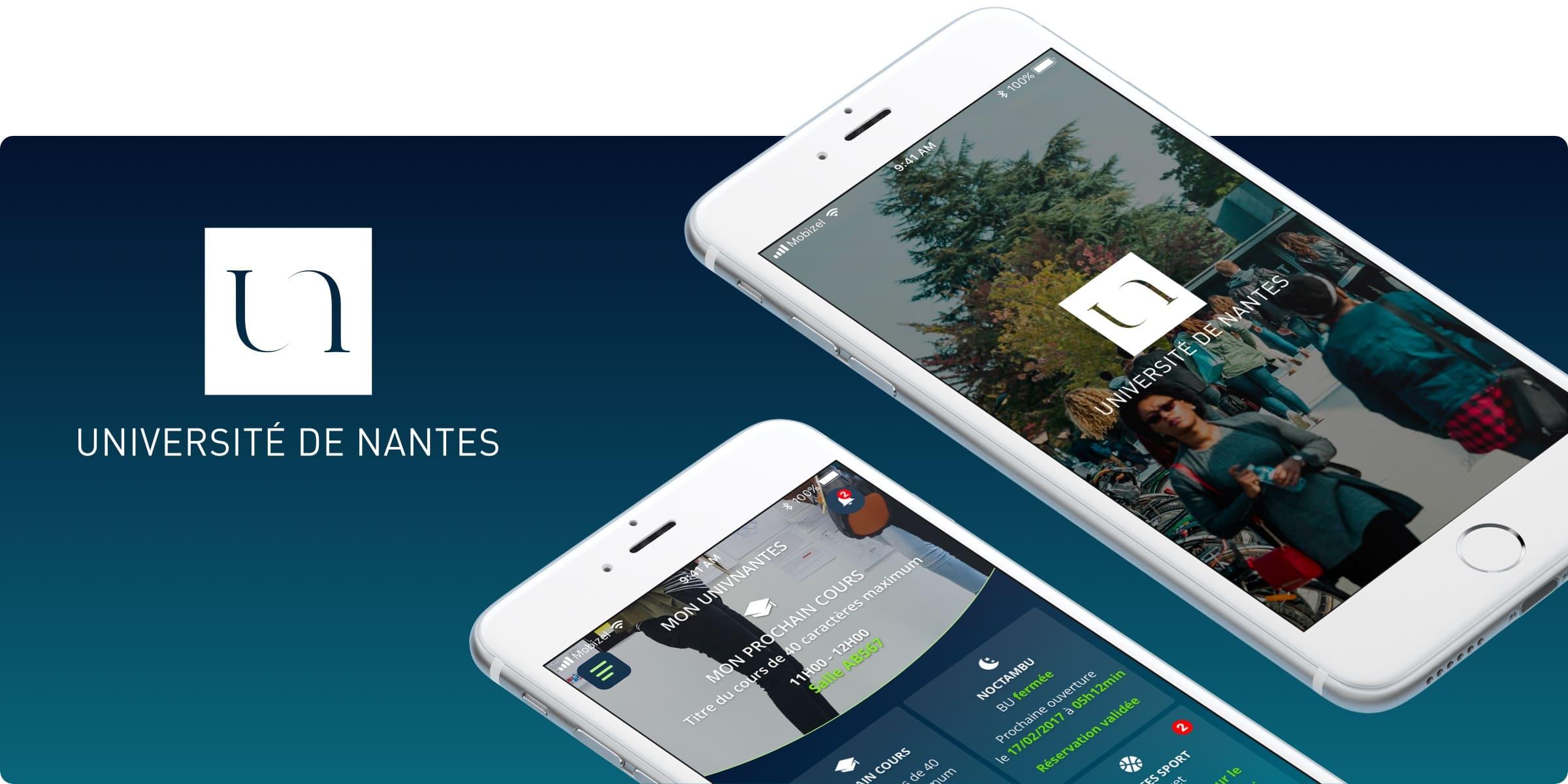 Application Univ'Nantes