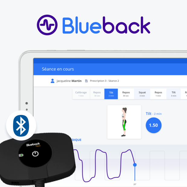 Application Blueback
