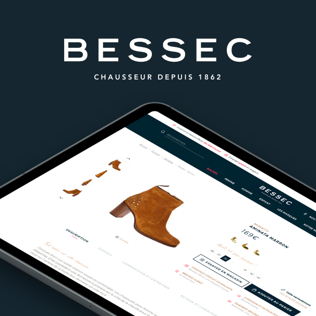 Site Bessec chaussures