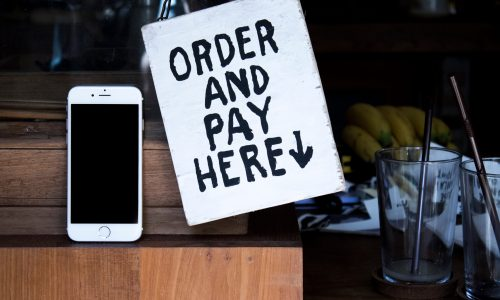 Order and pay here - paiement